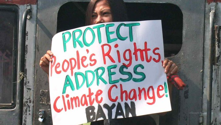 COP 21 | Groups hit Aquino climate change 'hypocrisy'