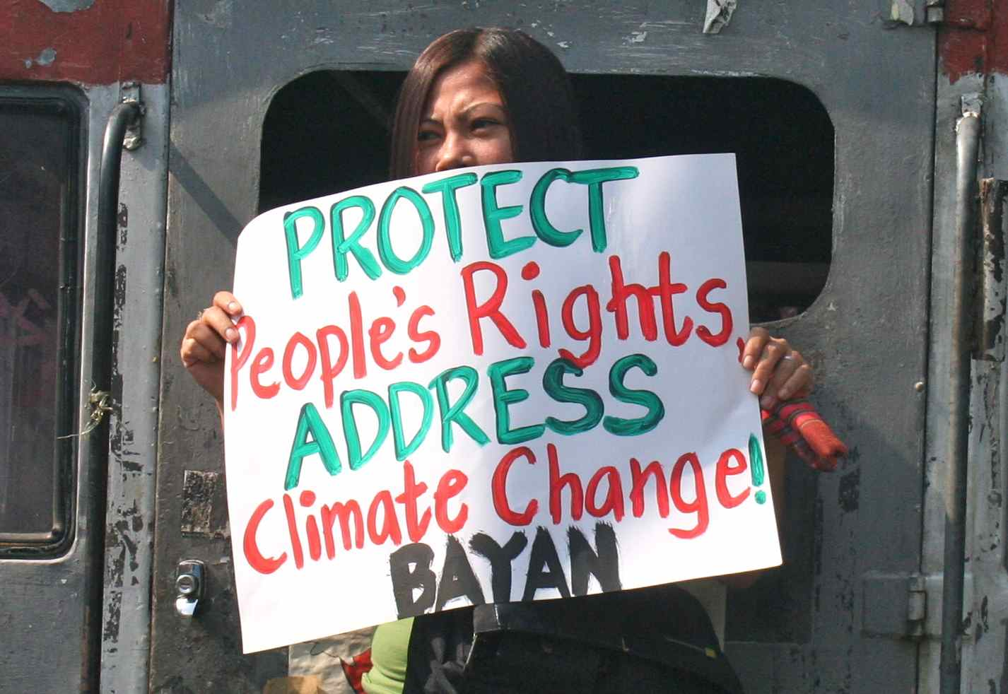 COP 21 | Groups hit Aquino climate change 'hypocrisy'