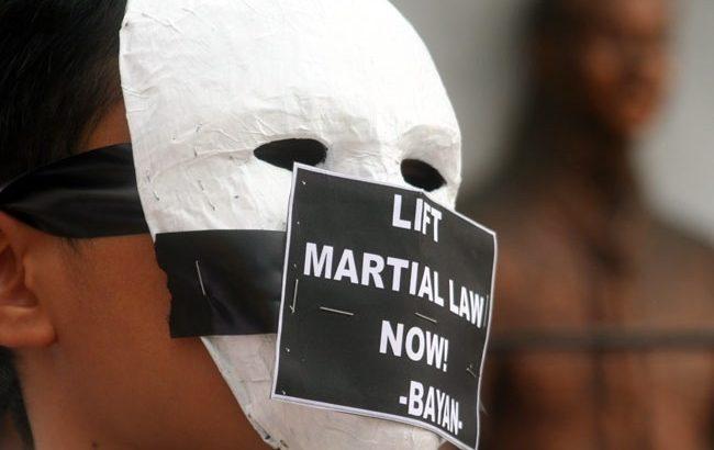 Progressive groups hit Duterte's martial law declaration in Mindanao