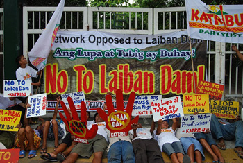 build laiban dam Laiban dam project by alfred alexander to make it more disaster-free, instead of building a large dam d-vs-laiban-dam abandon the laiban dam project.