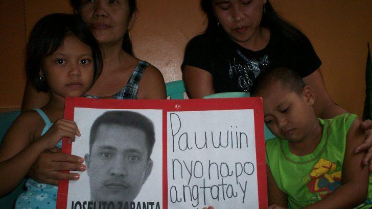 Aquino urged anew to save OFW Zapanta
