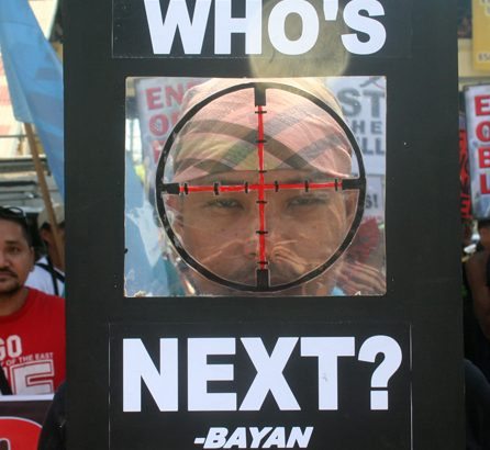 'All-out war' | 9 activists gunned down in 3 weeks