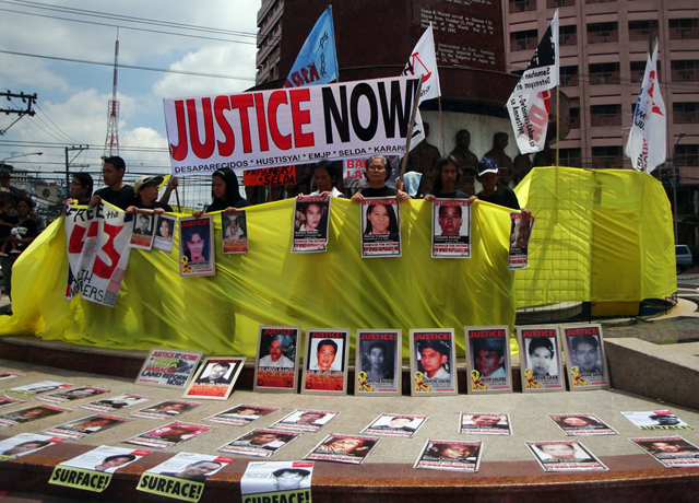 US report on rights situation in the Philippines 'hypocritical,' says rights group