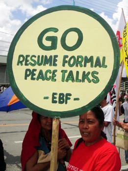 UN exec calls for resumption of peace talks, disbandment of armed groups