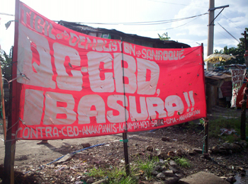 Urban poor group slams arrest of 15 Manila Seedling Bank workers, activists