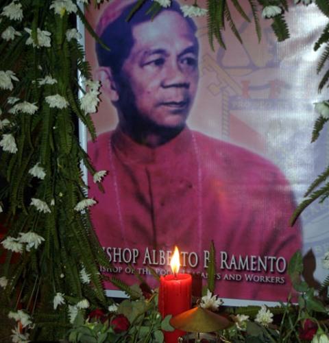 Target: Obispo Ramento
