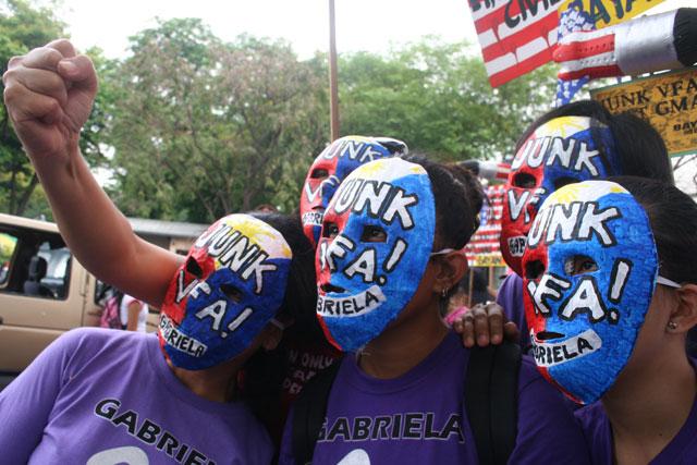 VFA back in 'full force again' as Duterte recalls termination