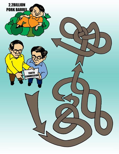 Circuito Ups : Salungguhit circuitous road to justice bulatlat