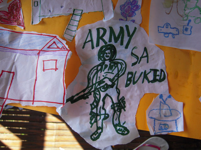 Military 'persistent violator of child's rights'– child rights group