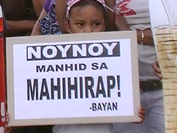 Workers enjoin public to join Protestang Bayan vs rising prices