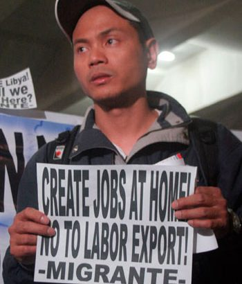 Tales of OFWs belie claims of 'reverse migration'