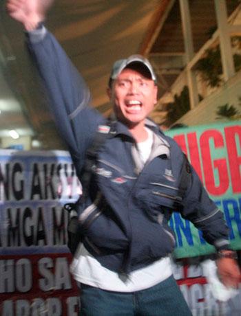 #15yearsofBulatlat | 'Bulatlat is a witness to our struggle,' says OFW