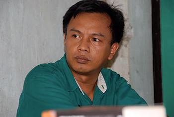 Randy Malayao: Campus journalist and 'fisher of men'*