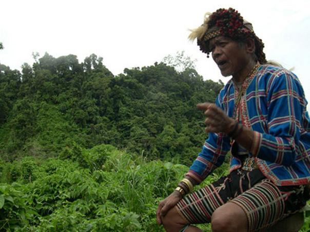Datu Guibang Apoga (2011 Bulatlat File Photo)