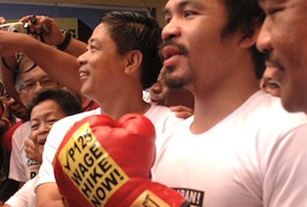 Pacquiao to visit Mary Jane tomorrow