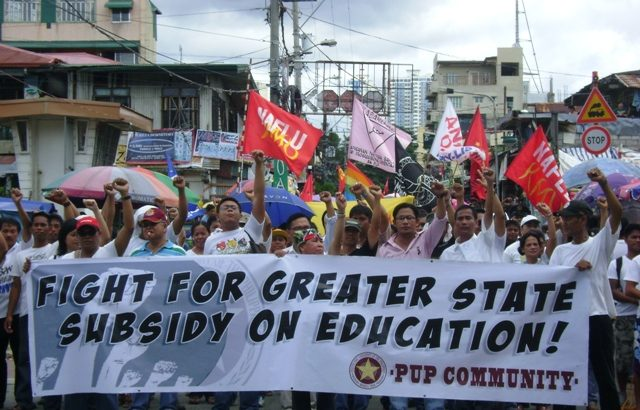 Aquino's Final SONA | Education, employment turn worse – youth groups