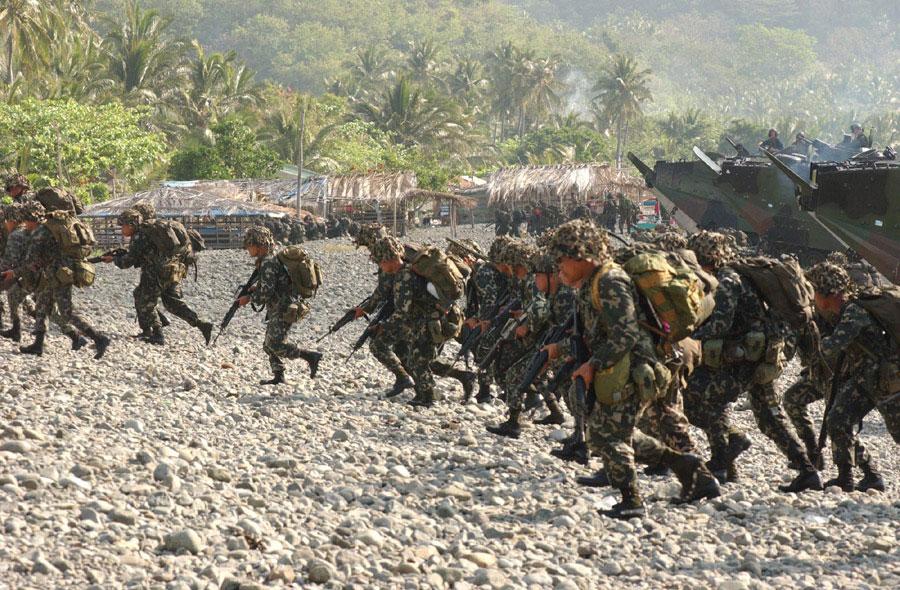 Under EDCA, Balikatan drills become slippery slope
