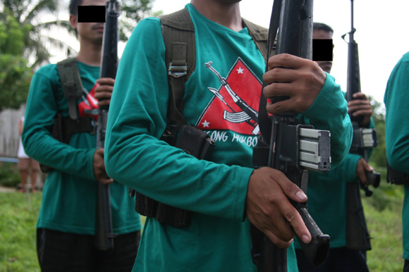 NPA launches attacks in support of Moro struggle