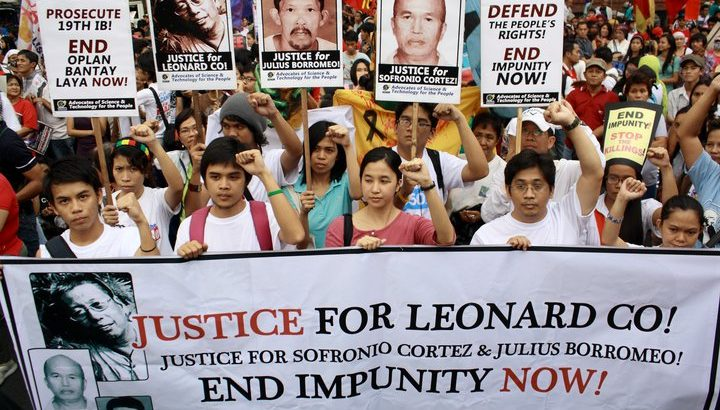 Green groups to bring cases of slain environmentalists to intl tribunal