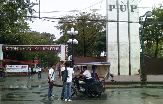 Martial law in PUP? | Student leaders slam administration's repression