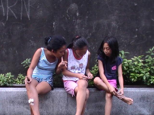 Philippine child prostitution