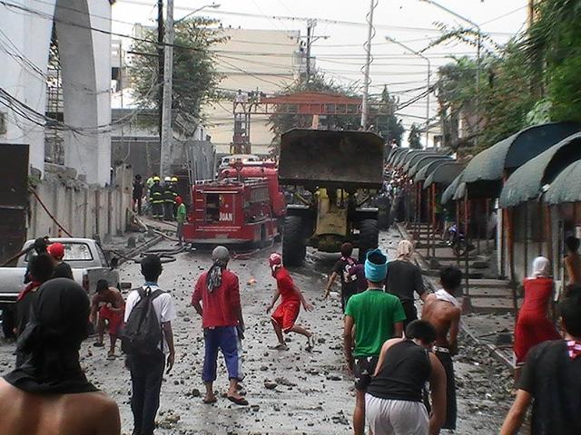 UN body looks into govt rights violations vs. Corazon de Jesus residents