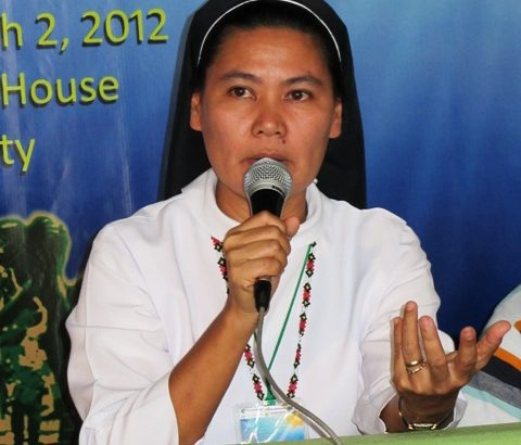 German City awards Filipino nun for HR advocacy