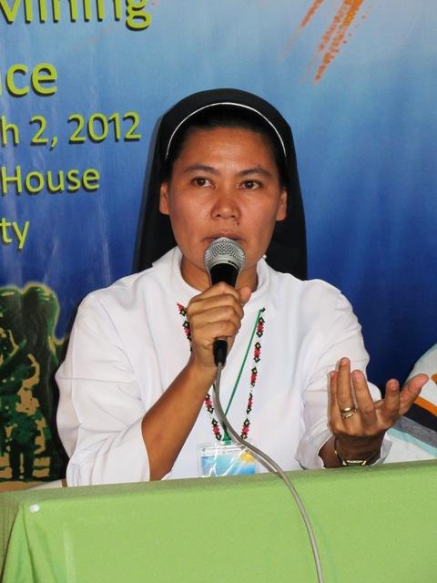 German City awards Filipino nun for HR advocacy