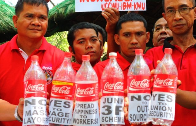 Coke workers share outpouring of happiness, conclude 3-day strike