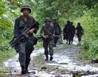 'Bakwet' | Militarization triggers evacuation of 2,000 Lumads in Surigao del Sur