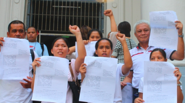 No settlement on Morong 43 civil suit vs Arroyo, military