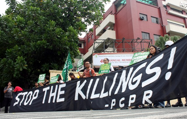 6 killings in 6 weeks | Group to report human rights situation in PH at UN