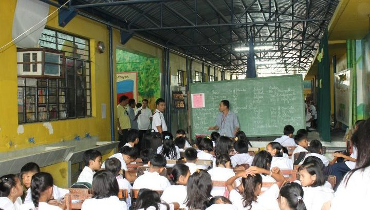 Slideshow: The dismal state of Quezon City public schools