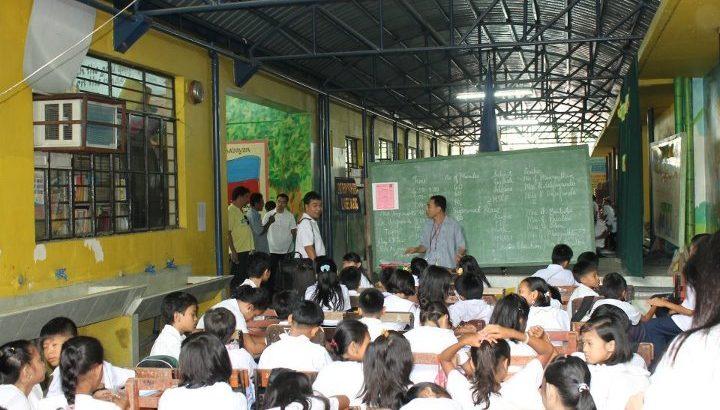 Slideshow: The dismal state of Quezon City public schools