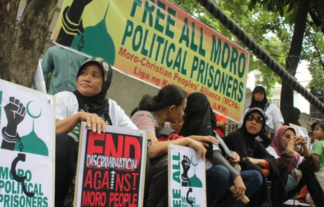 Moro political detainees | 'Innocent people continue to suffer behind bars'