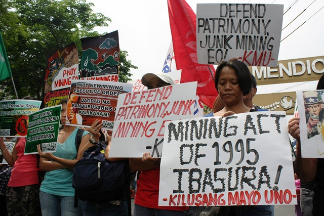 'Large-scale mining, energy projects devastated Cordillera'