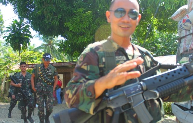 Rights group cites abuses of newly deployed military units