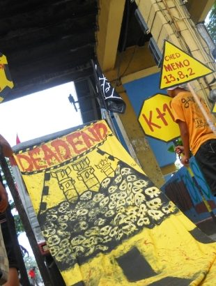 Aquino government's 'roadmap' toward inaccessible higher education