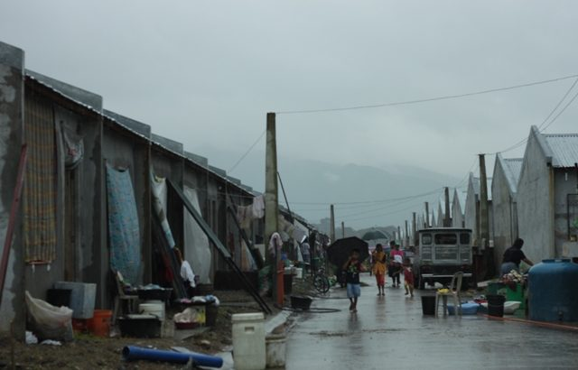 Montalban relocatees commemorate Habagat flooding