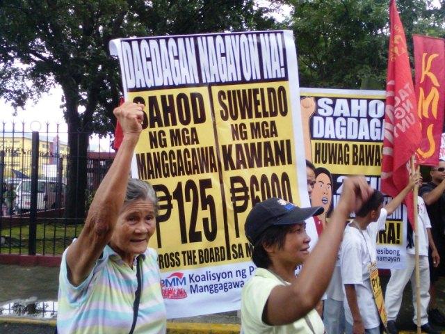 wage hike demands