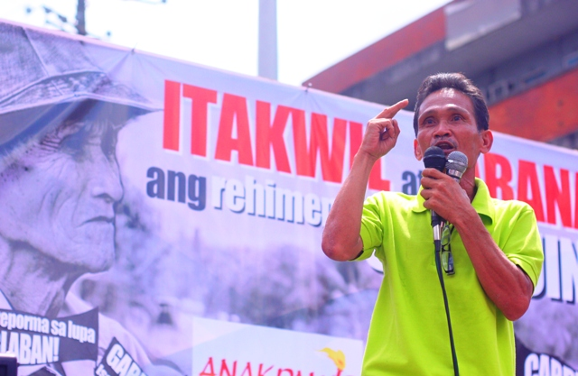 Peasant March to Mendiola