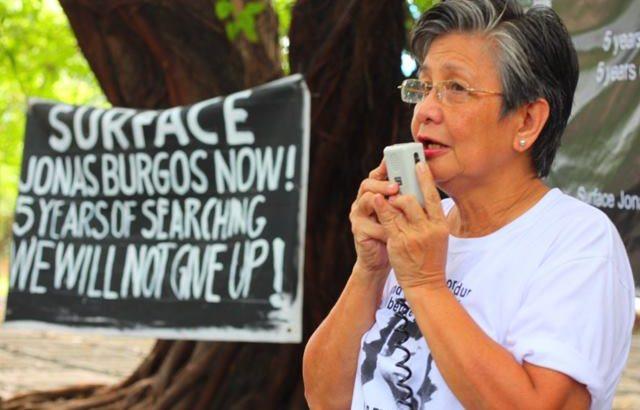 SC order gives credence to evidence — Edita Burgos