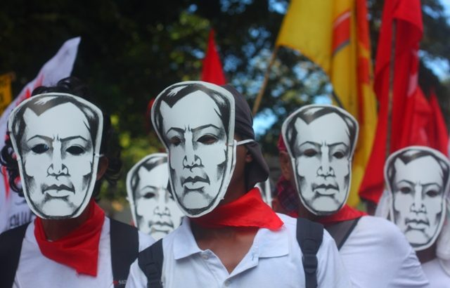 Workers, other sectors vow to continue Andres Bonifacio's legacy