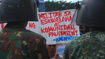 Groups hail bill seeking to suspend US military aid to the PH amid rights abuses