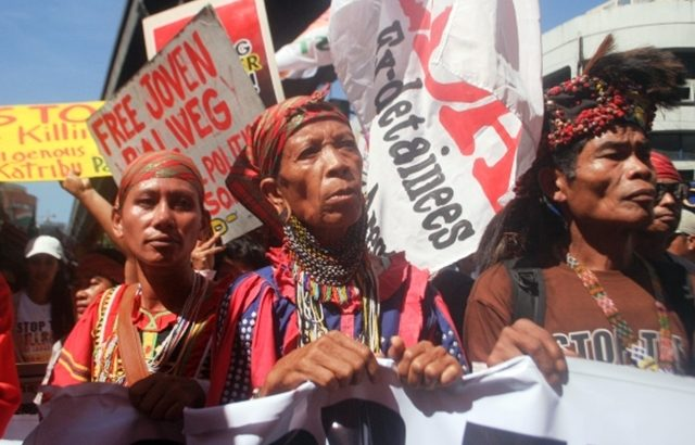 Rights violations slammed on Human Rights Day