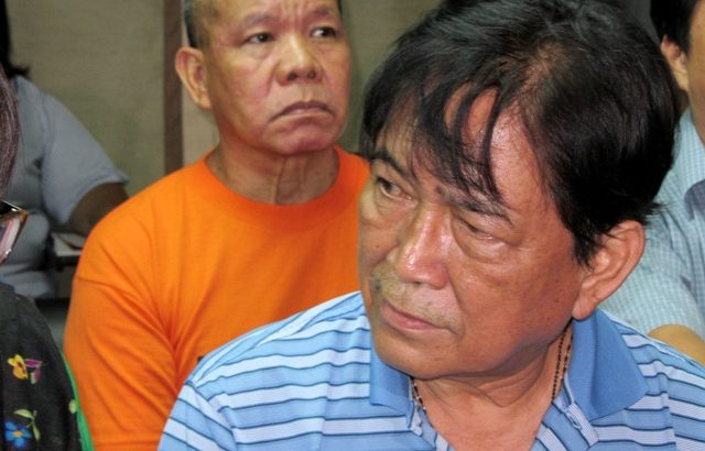 Kapunan claims no knowledge of the Olalia-Alay-ay double murder