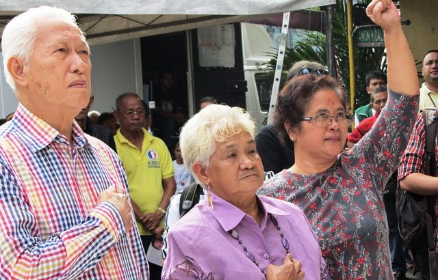 'Lawmakers, people like me should follow Ka Bel's example' – Manila Mayor Alfredo Lim