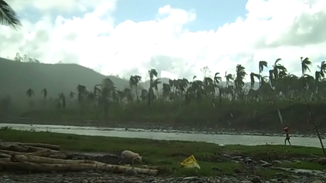 Duyog Tabang: Relief mission for victims of typhoon Pablo in Surigao del Sur