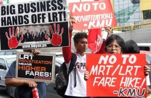 Lrt-1 privatization