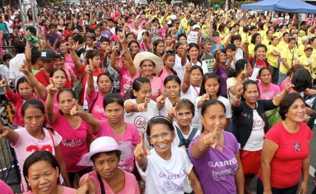 Kumander Parago versus One Billion Rising: Politikang seksuwal sa panahon ng terorismong U.S.